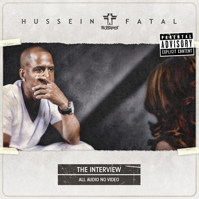 Cover Hussein Fatal The Interview Front