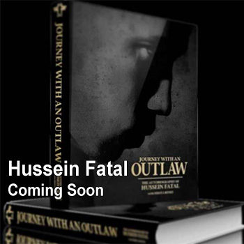 Книга Hussein Fatal - Journey with an Outlaw (2013)