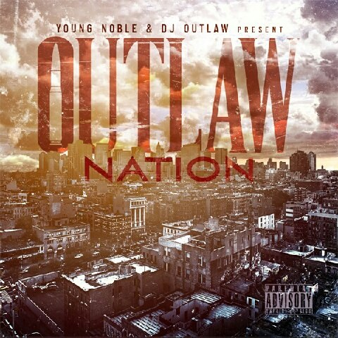 mp3 Young Noble - Outlaw Nation (2012)