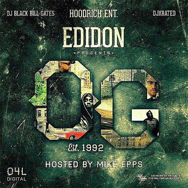 O4L EDIDON - OG Est. 1992 (2013)