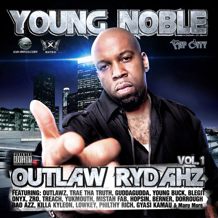 Young Noble - Outlaw Rydahz Vol. 1